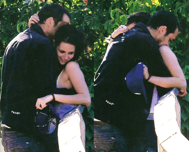 Kristen-stewart-and-Sanders-kissing