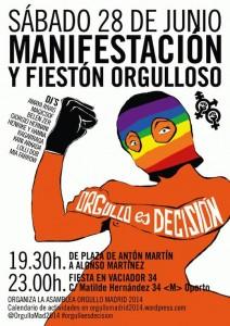 Des gay prides à Madrid (1)