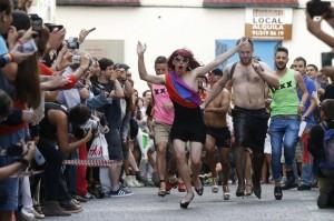 Des gay prides à Madrid (2)