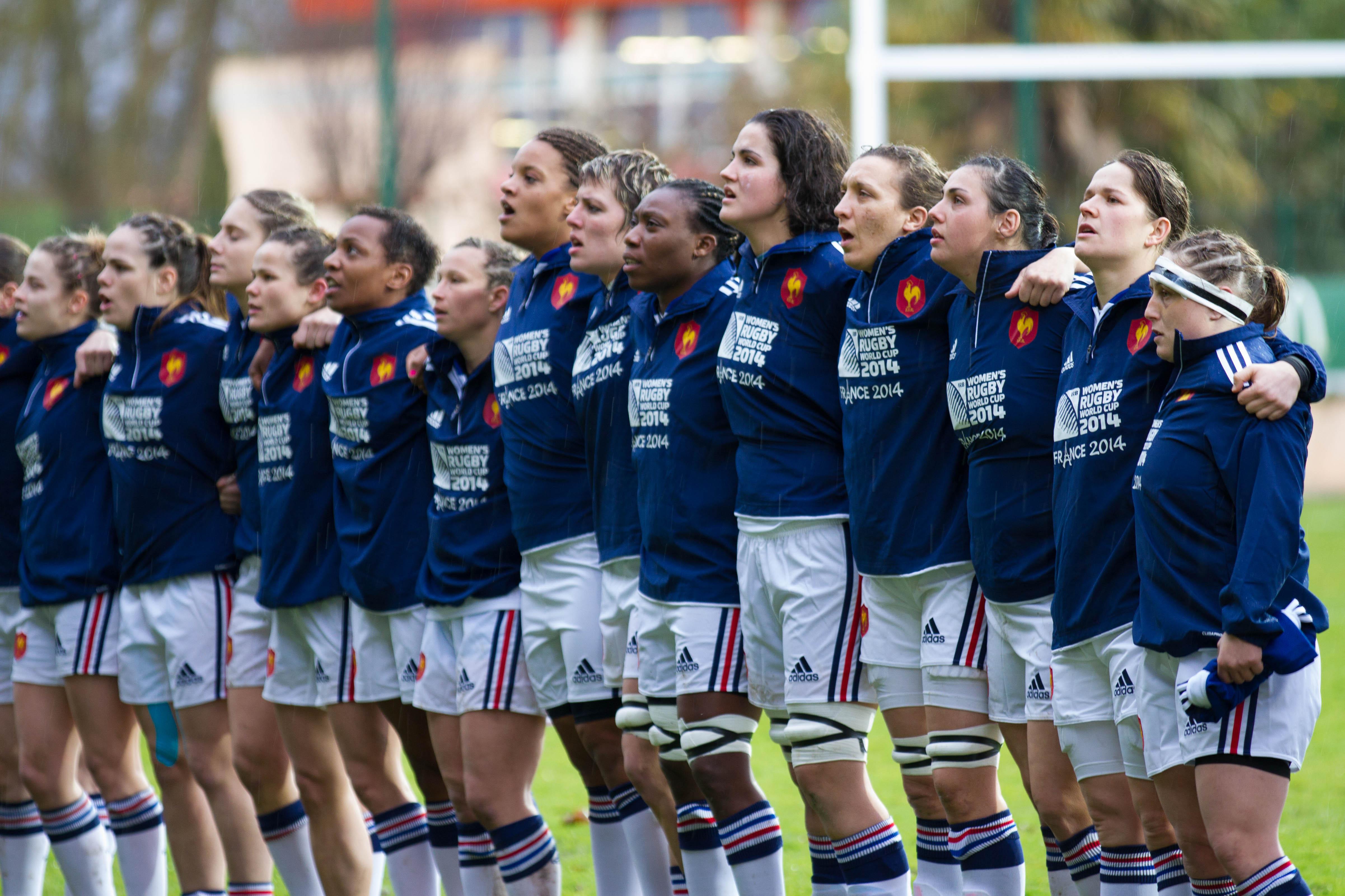 Coupe du monde de rugby oui elles jouent aussi barbi e turix - Coupe des 6 nations 2015 ...