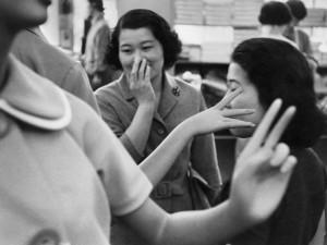 JAPAN, 1958.