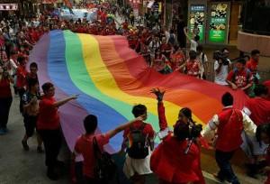 Pride de Hong Kong 2013