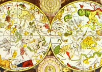 Astronomy-Celestial-Map
