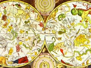Astronomy-Celestial-Map