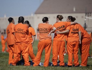 Femmes en prison aux Etats-Unis