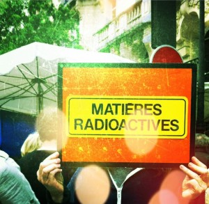 Matiere radio