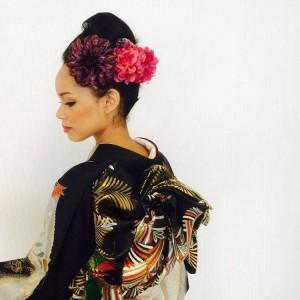 Ariana Miyamoto Kimono