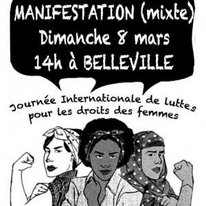 Manifestation mixte