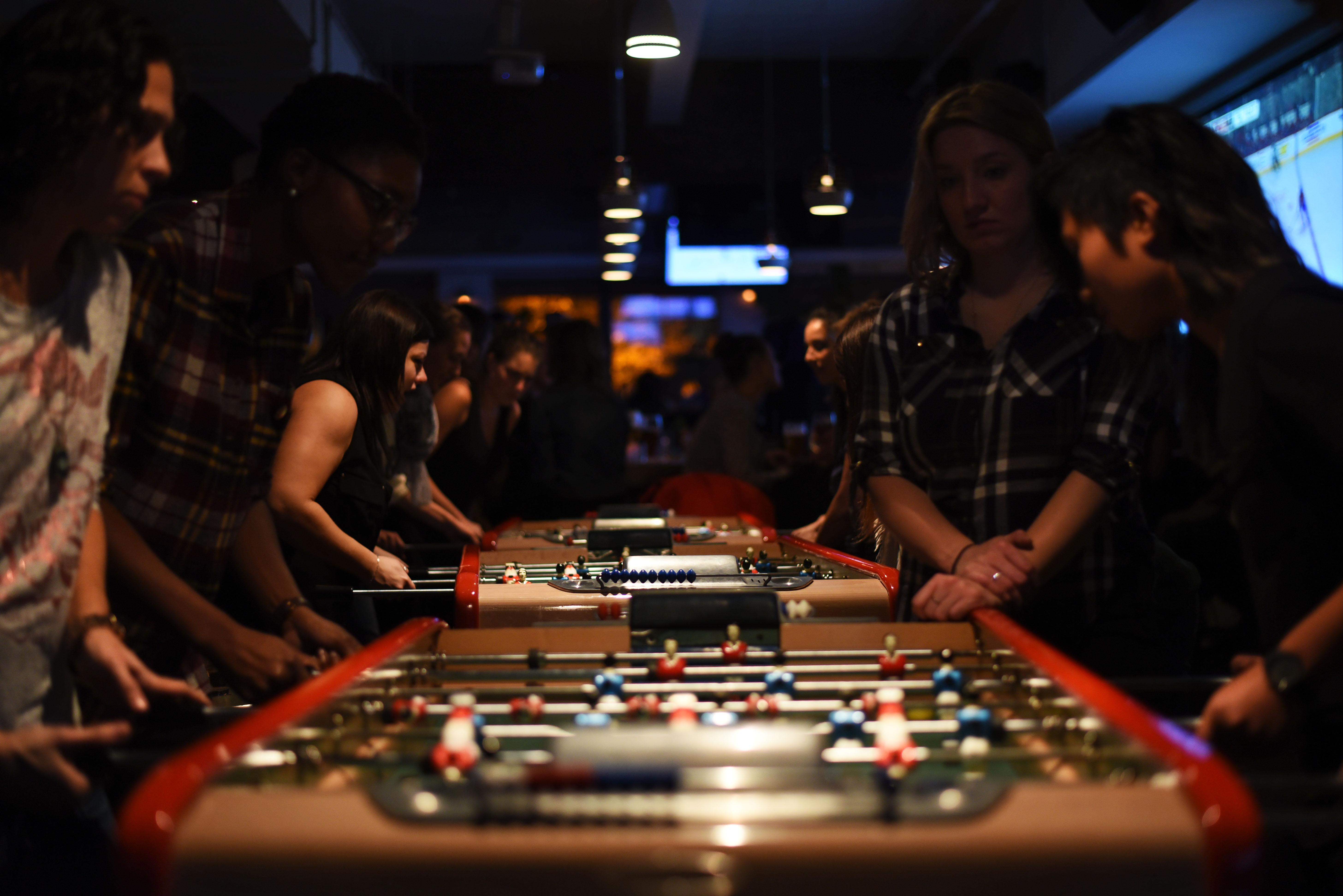Les bars lesbiens de Montrйal pour une rencontre lesbienne Montreal fun!