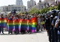 Gay Pride Kiev StringerReuters