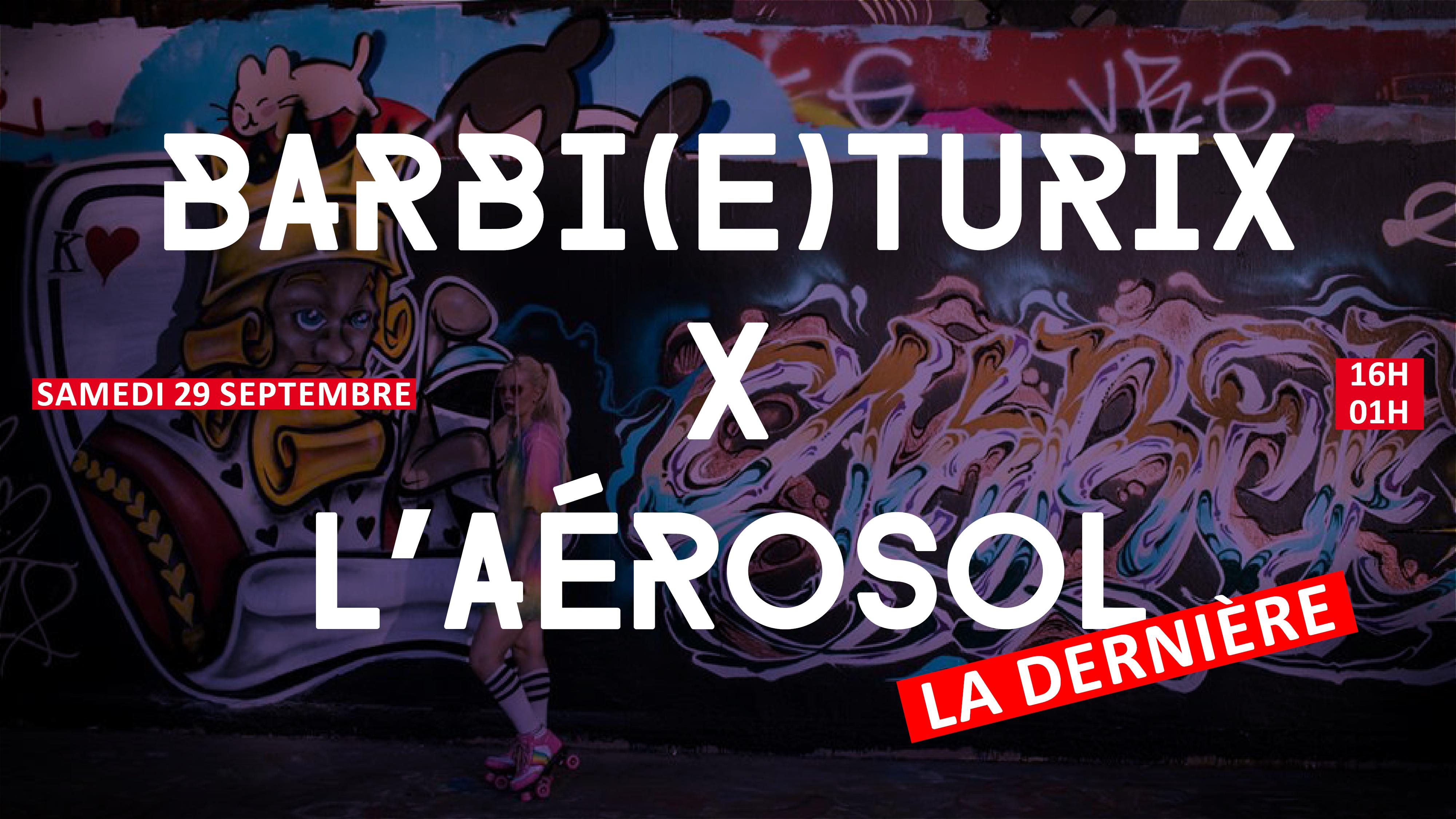 BBX x AEROSOL 3