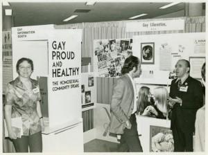 Barbara Gittings, 2 mai 1972